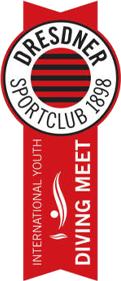 Die Bandarole des Dresdner Sport Clubs